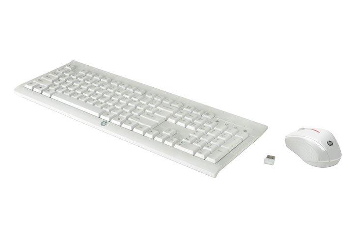 סט עכבר ומקלדת אלחוטיים HP C2710