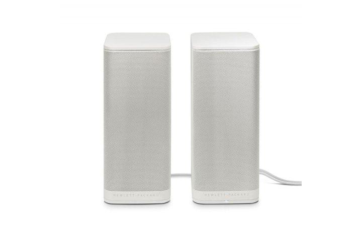 רמקולים למחשב  HP S5000 K7S74AA צבע לבן
