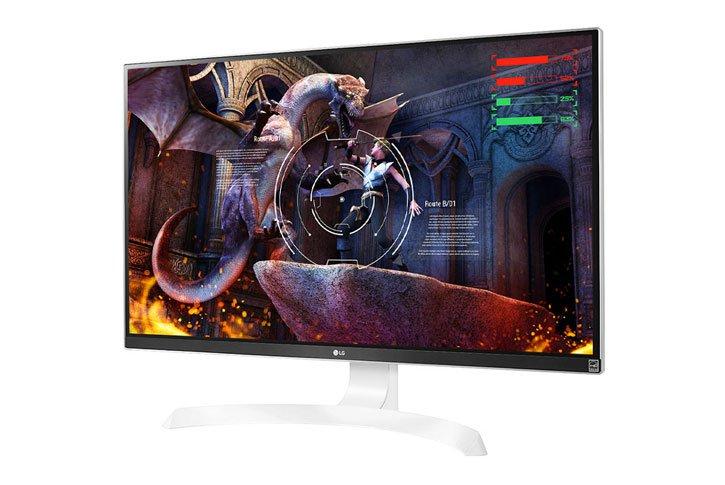מסך מחשב LG 27UD69P-W 27 אינטש