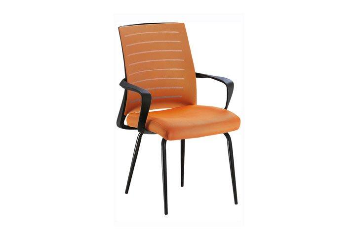 כסא אירוח משרדי גב רשת - לוקאס SK280C-02