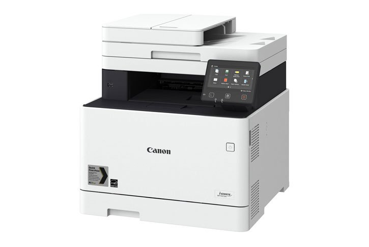 מדפסת לייזר צבעונית Canon i-SENSYS MF734CDW