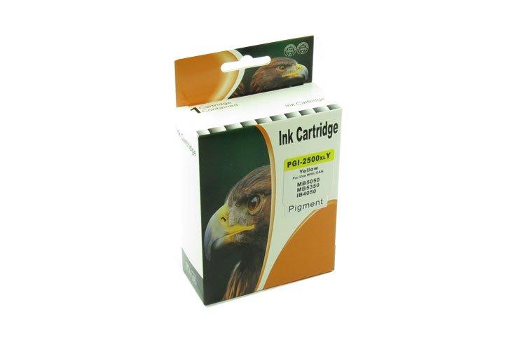ראש דיו צהוב תואם CANON PGI-2500XL Y