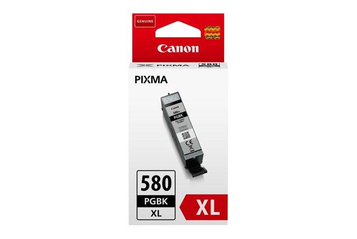 ראש דיו שחור מקורי קנון  CANON PGI-580BK XL