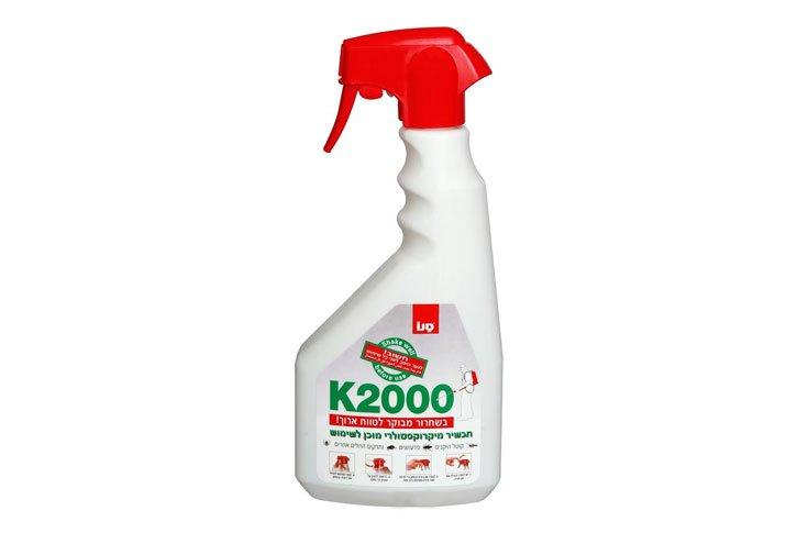 תרסיס מיקרוקפסולרי להדברת חרקים - סנו K-2000