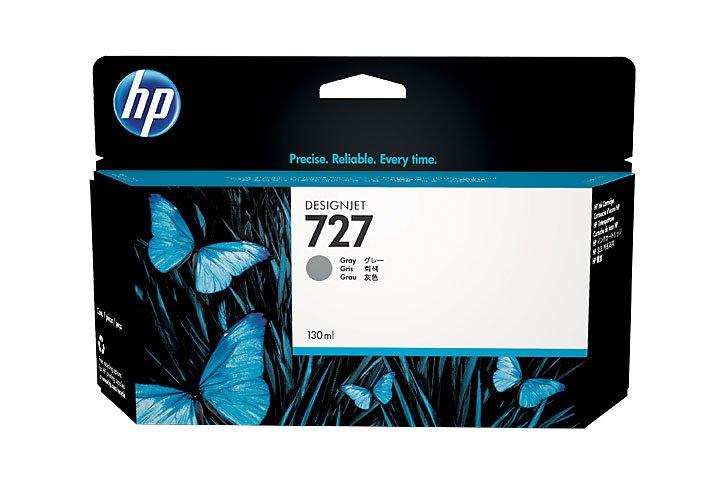 דיו למדפסת (HP 727 130-ml Gray DesignJet Ink (B3P24A