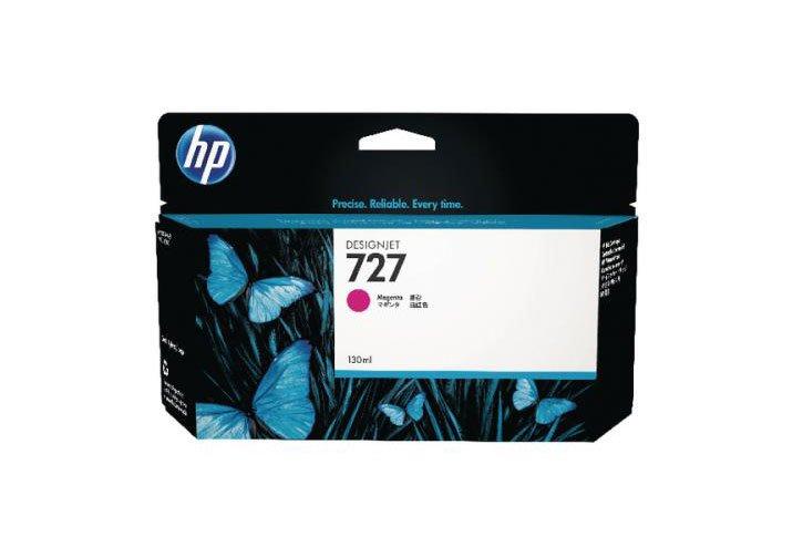 דיו למדפסת (HP 727 130-ml Magenta DesignJet Ink (B3P20A