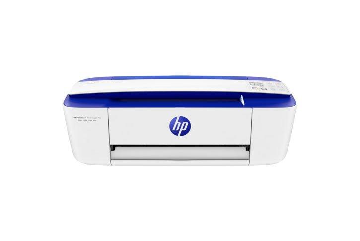 מדפסת משולבת הזרקת דיו  (HP DeskJet Ink Advantage 3790 (T8W47C
