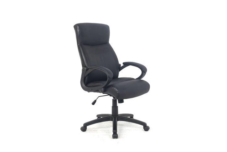 כסא מנהלים אדיר , שחור