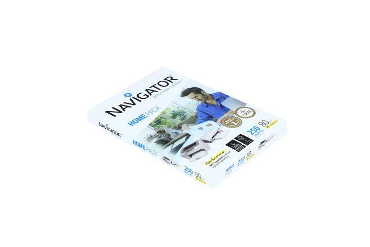 נייר צילום NAVIGATOR HOME PACK גודל A4 חבילות של 250 דף