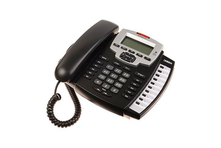טלפון שולחני Uniden XL2067B צג שיחה מזוהה ודיבורית