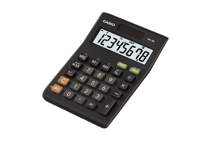 מחשבון קסיו MS-8