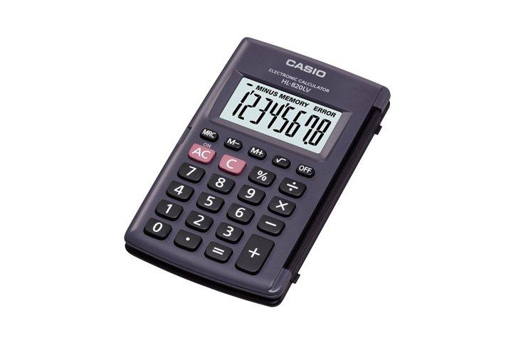 מחשב כיס קסיו HL-820