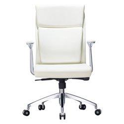 כסא משרדי יוקרתי  M8234 VANILLA