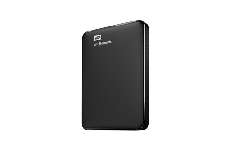 כונן קשיח חיצוני Western Digital WDBUZG0010BBK 1TB