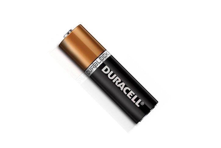 סט 8 סוללות אלקליין AA-DURACELL