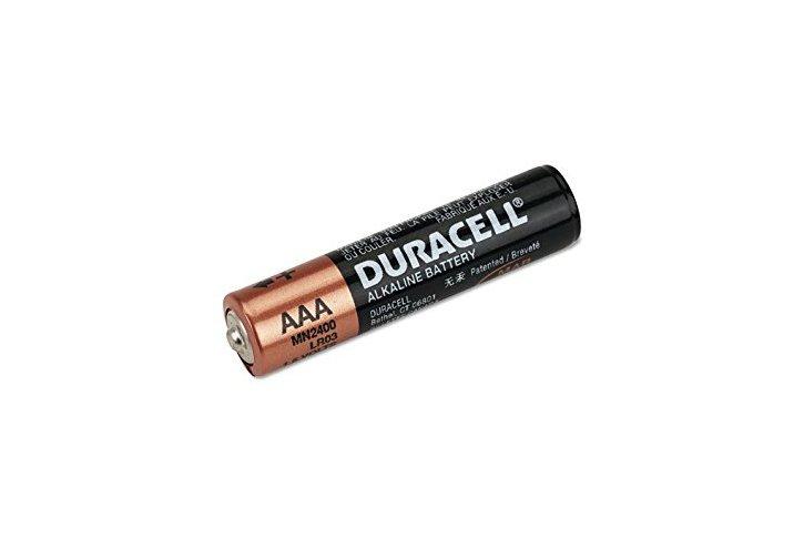 סט 12 סוללות אלקליין AAA-DURACELL