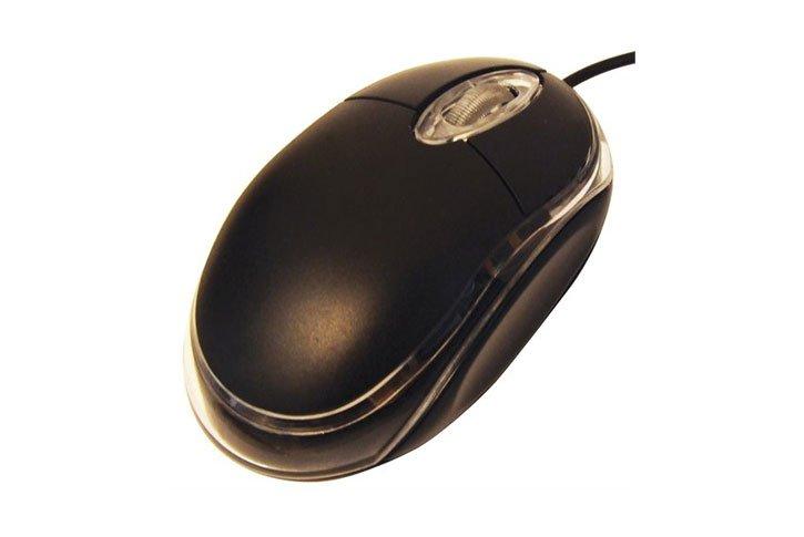 עכבר אופטי OM280BL/OM-390 חיבור USB
