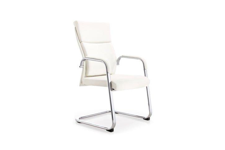 כסא אירוח משרדי  M8334 VANILLA-S