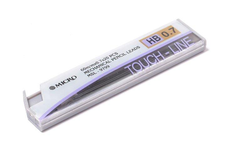 עופרות לעפרון מכני  MICRO HB