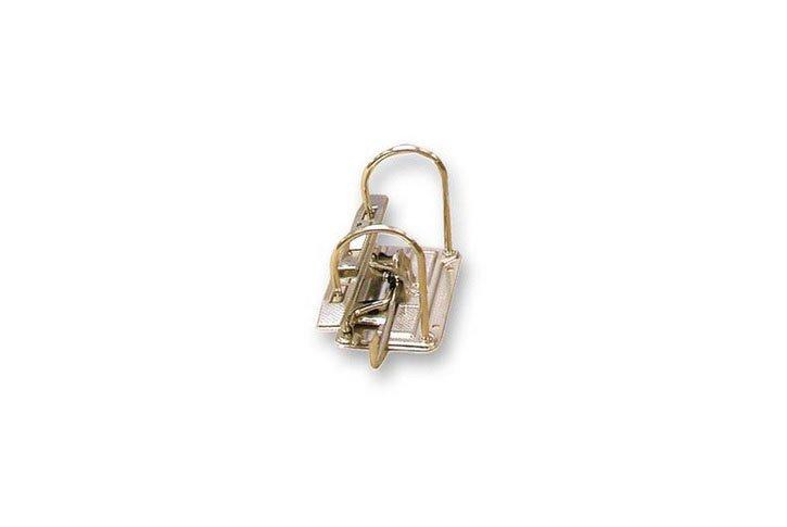 טבעת מנעול לאוגדן חוליות - גובה 8 סמ